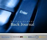 Back Journal - BIORecht