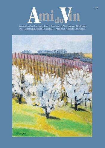 Premiers Grands Crus - Schweizerische Vereinigung der Weinfreunde