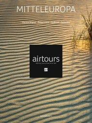 AIRTOURS - Mitteleuropa - Sommer 2011 - tui.com - Onlinekatalog