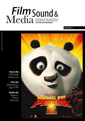 Film, Sound & Media