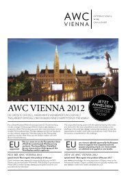 Delivery - AWC Vienna