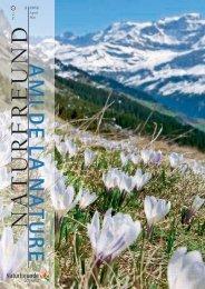AMI DE LA NA TURENA - Naturfreunde Schweiz