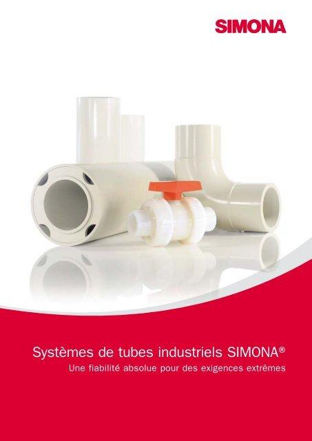 Systèmes de tubes industriels SIMONA® - Simona AG