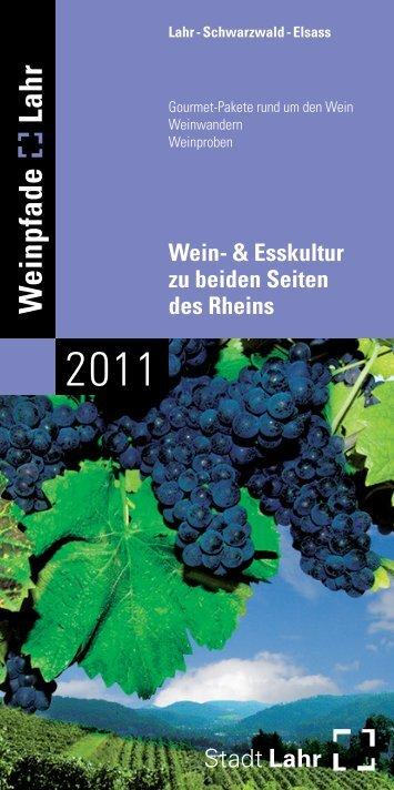 Wein - Stadt Lahr