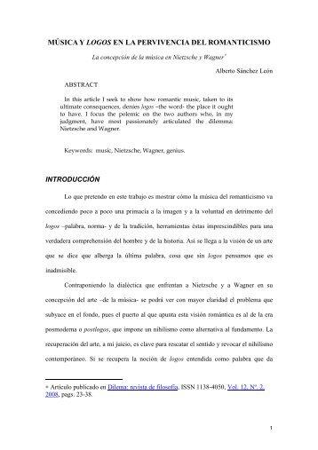 Musica y logos.pdf - Universidad de Navarra