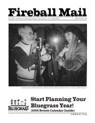 March-April 2008.pdf - Wisconsin Bluegrass