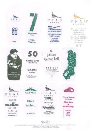 etiketten tisch karten deko mit muster 12 stck weiss