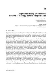 Augmented Reality E-Commerce: How the Technology ... - InTech
