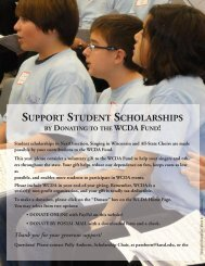 to download the PDF. - Wisconsin Choral Directors Association