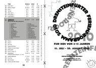 Page 1 16 Die Grun dg eb ühr fü r die Teilna h me a m Fe rienp rog r ...