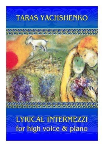 Erlebnis Musik – Violine & Klavier CD zu den ... - Ukraine