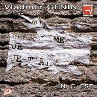 IN C EST - von Vladimir Genin und von