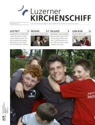 Luzerner KIRCHENSCHIFF