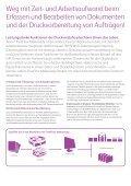 Leistungsstarke Funktionen der Druckvorstufe erleichtern ... - Xerox - Page 2