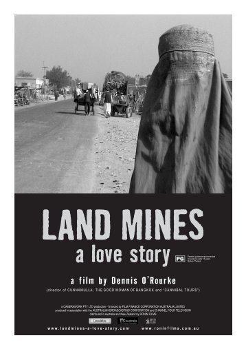 LAND MINES a love story - Ronin Films