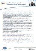 Xpert Europäischer ComputerPass Informationen für Xpert Online ... - Seite 3