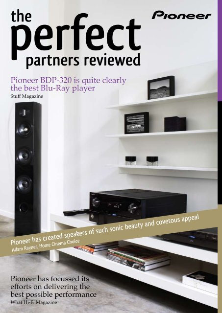 The Perfect Partners Reviewed - Pioneer Home Entertainment ...