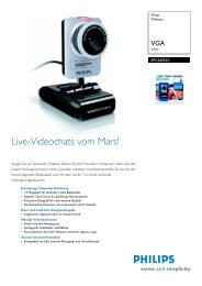 SPC620NC/00 Philips Webcam