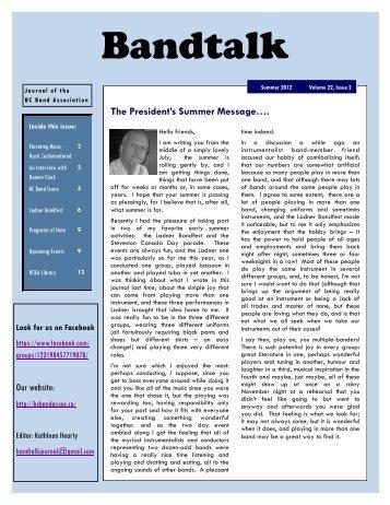 Real estate newsletter with calendar (Estate, 4-pp., mailer)