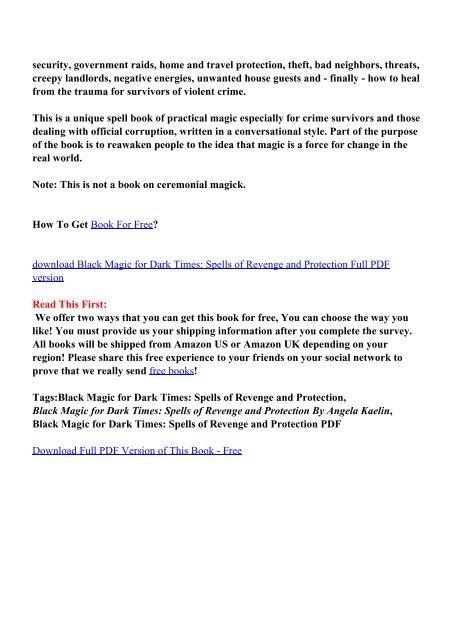 Magic Books Download