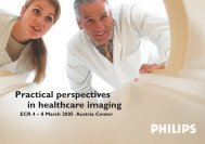Practical perspectives in healthcare imaging - Philips