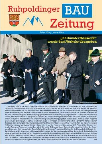 Ruhpoldinger BAU - Haumann & Fuchs