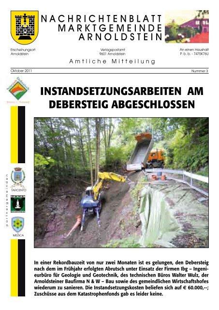 Brgerservice - Gemeinde Arnoldstein