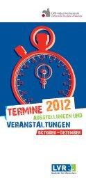 Bilder aus Oberhausen Sonder- ausstellung 9.9.2012 bis 29.9.2013