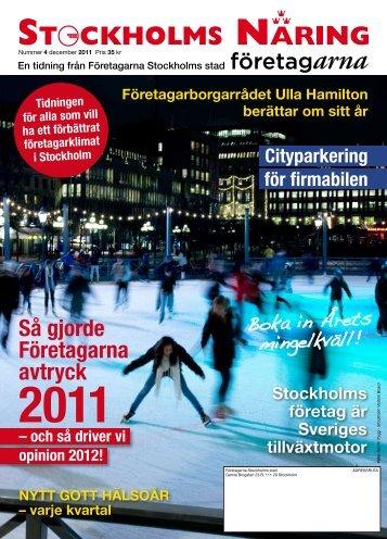 Nr 4, 2011 - Företagarna