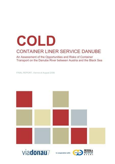 Container Liner Service Danube Via Donau