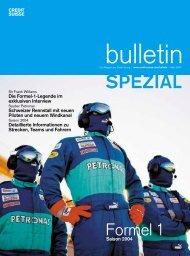 SPEZIAL - Credit Suisse - Deutschland