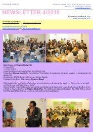 newsletter 4/2010 - Susanne Bosch