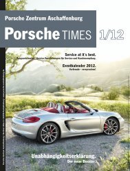 EUR 911,00 - Porsche Zentrum Aschaffenburg