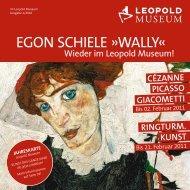 Im Leopold Museum - Ausgabe 2/2010