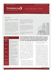 Non-Profit-Informationen 1/2012