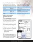Industrial Fluid Analysis - Donaldson Company, Inc. - Page 3