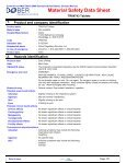SECTION 1 - Product Identification - Donaldson Company, Inc. - Page 2