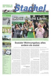 Stachel - BÜNDNIS90/Die Grünen Friedrichshain-Kreuzberg