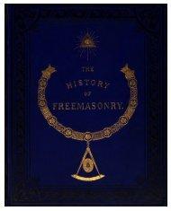 History of Freemasonry III - Dr. AS Holman