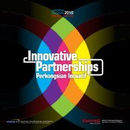 Innovative Partnerships - Standards Malaysia