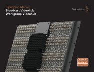 download black magic vhub-br product manual - Go Electronic