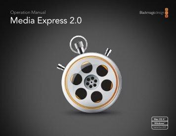 Media Express 2.0
