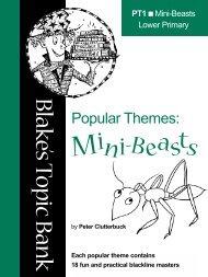 Mini-Beasts - Blake Education