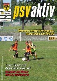 psv aktiv 2/2011 - Post SV Wien