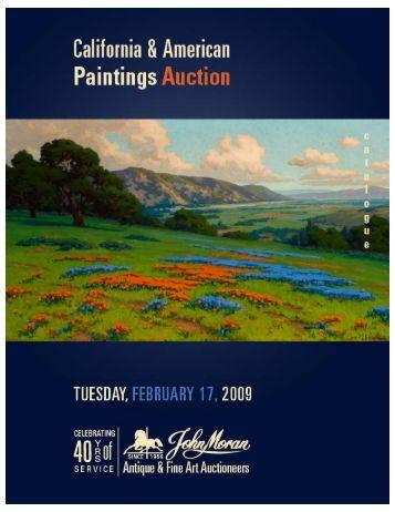 Pdf Catalogue - John Moran Auctioneers
