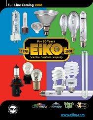 Common General Lighting Base Types - Atlanta Light Bulbs