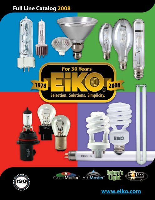Eiko FML36//41 49317 Light Bulb