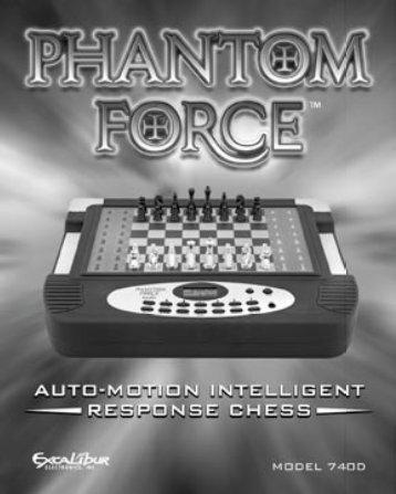 Phantom Force - The Chess House