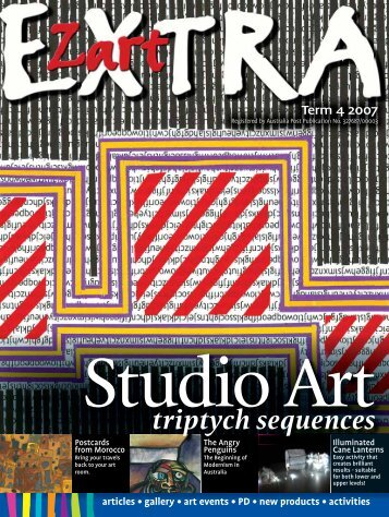 triptych sequences - Zart Art
