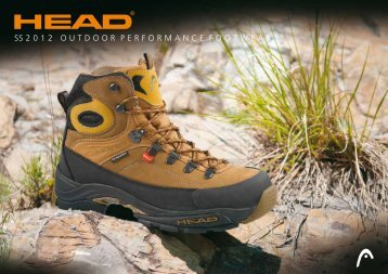 AdvENturE outsole - Head